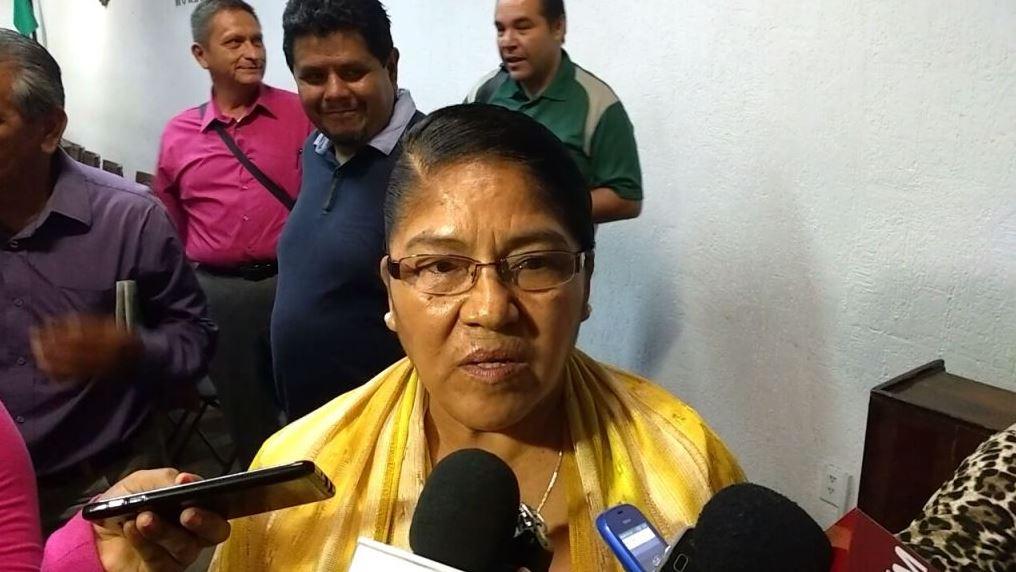 Juanita Ocampo después de atacar a Morena, ahora es candidata de ese partido en Temixco