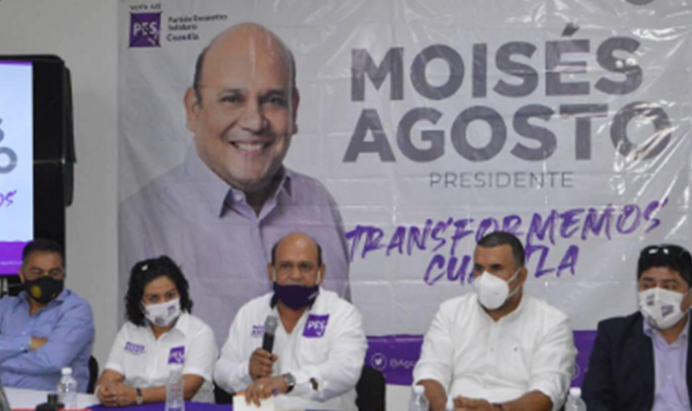 Moises Agosto denuncia al ayuntamiento de Cuautla ante el IMPEPAC por destrucción de su propaganda electoral
