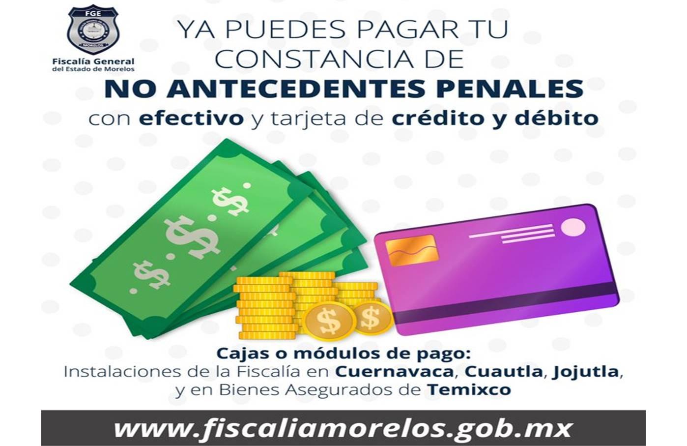 ¿Sabes Cómo Tramitar Tu Constancia De No Antecedentes Penales En Morelos? Aquí Te Contamos