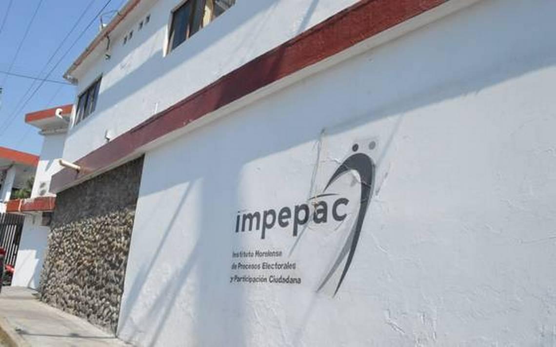 Los cómputos municipales y distritales de Tepalcingo estarán a cargo del Impepac