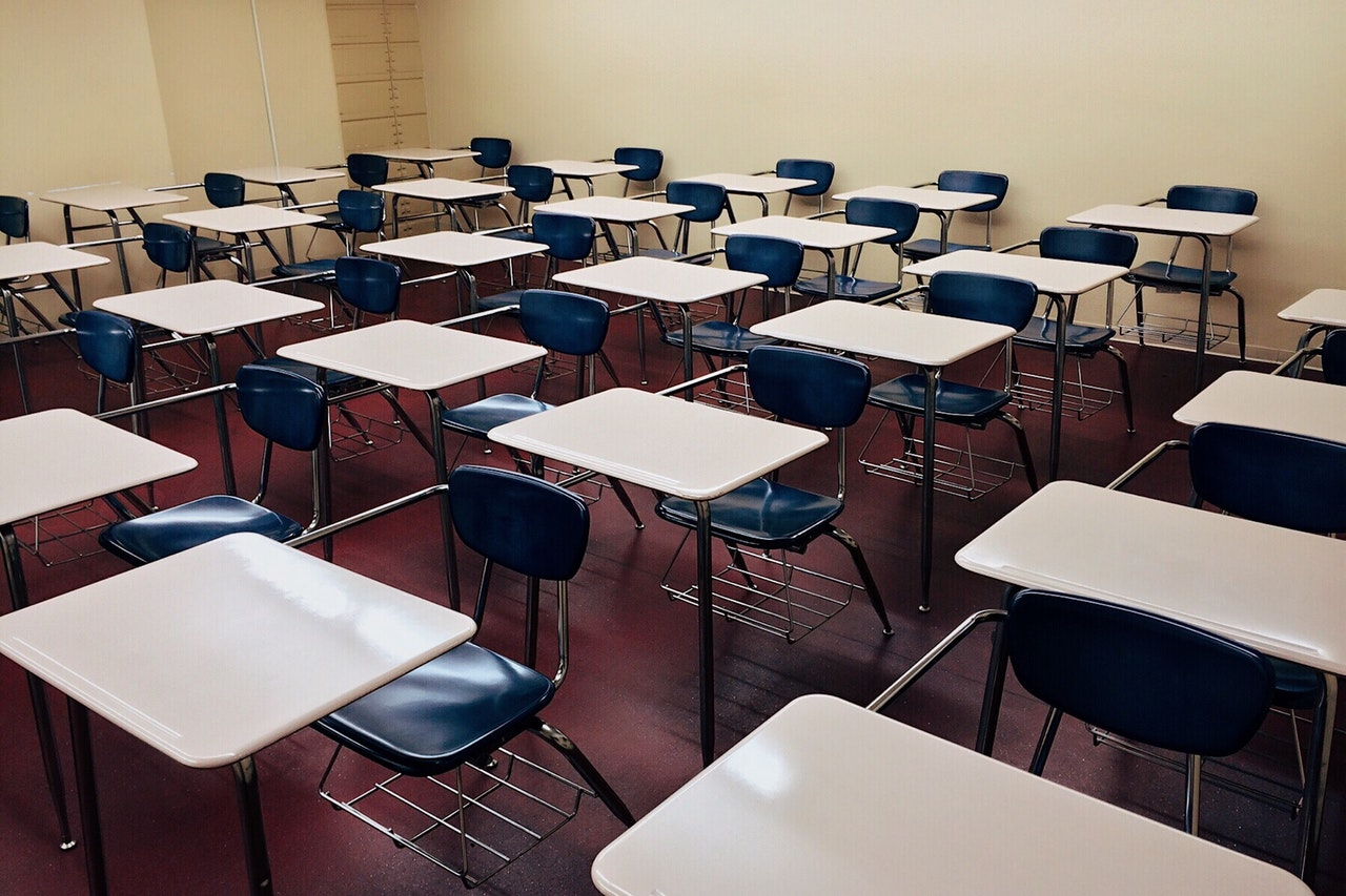 ¡Vacías! Así están las aulas de Jojutla. La directora de Educación en el municipio informó que la asistencia no supera los 5 alumnos por aula