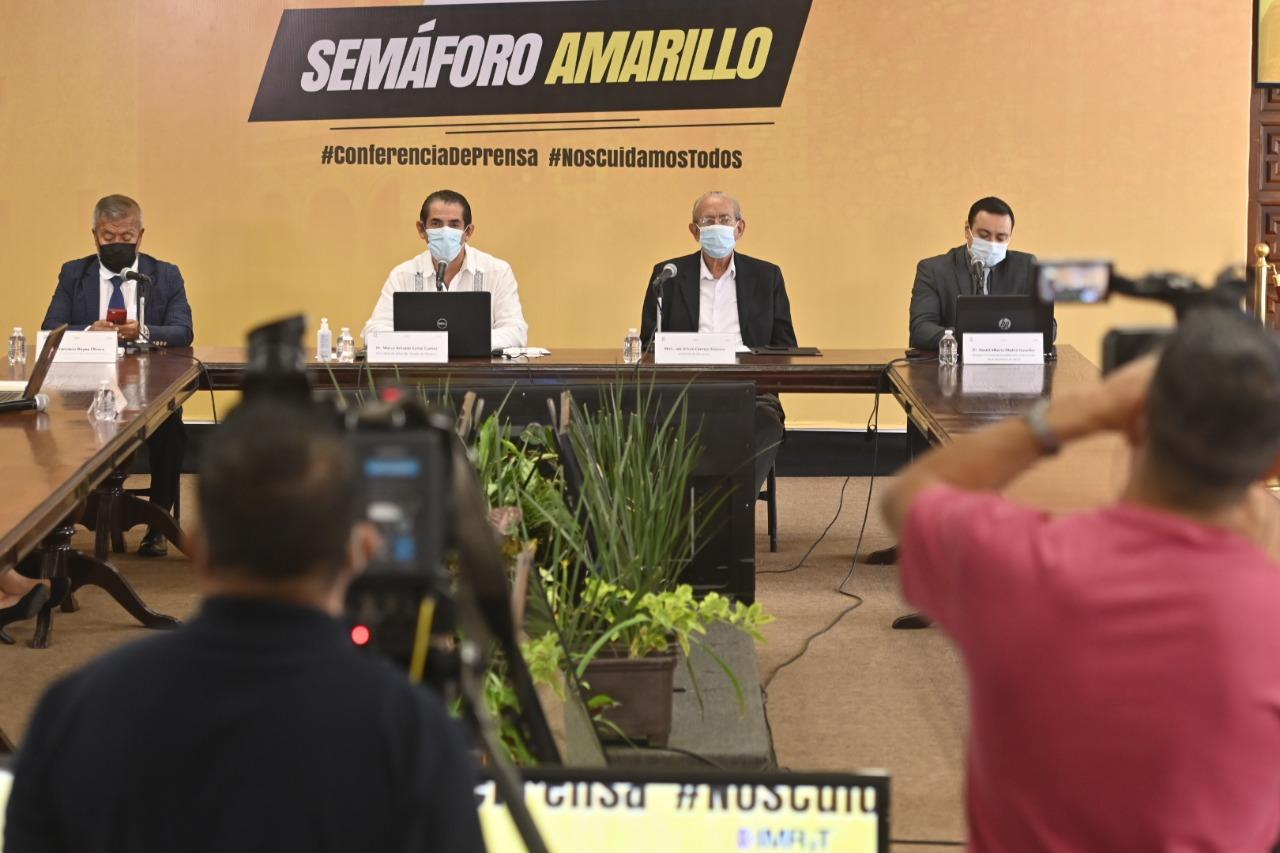 Al 03 de mayo Morelos acumula 32.392 casos por COVID-19