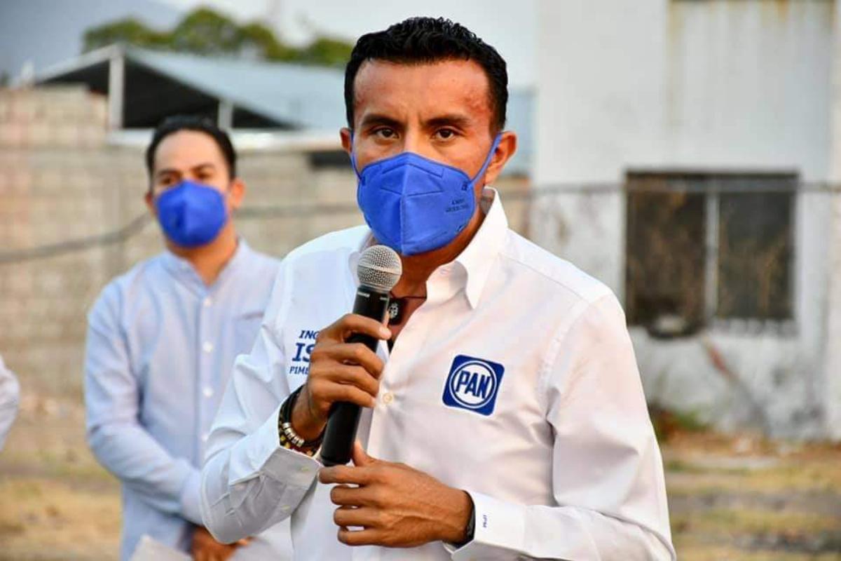 Isaac Pimentel asegura haber ganado la presidencia municipal de Ayala y pide calma para esperar los resultados