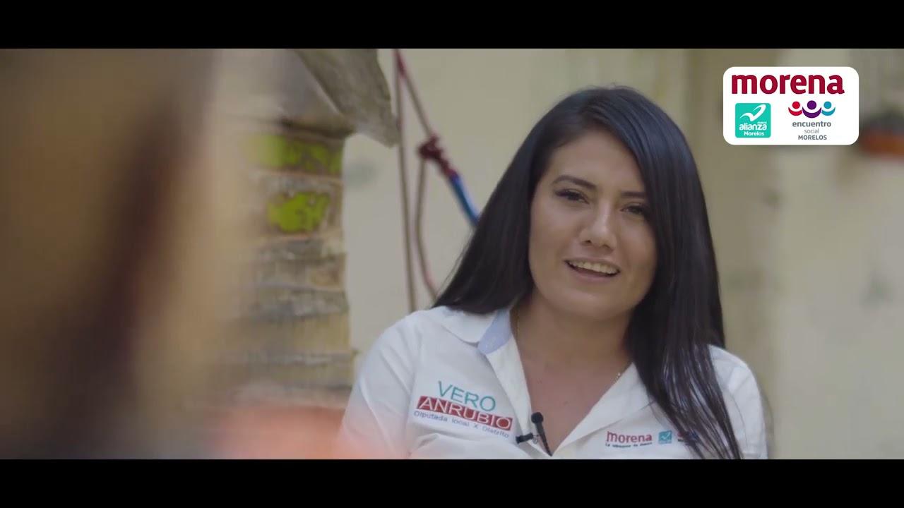 Verónica Anrrubio Kempis Ganadora de la Diputación del Distrito 10 - Morelos   Resultados En Candidaturas Elecciones 2021 del Municipio Ayala