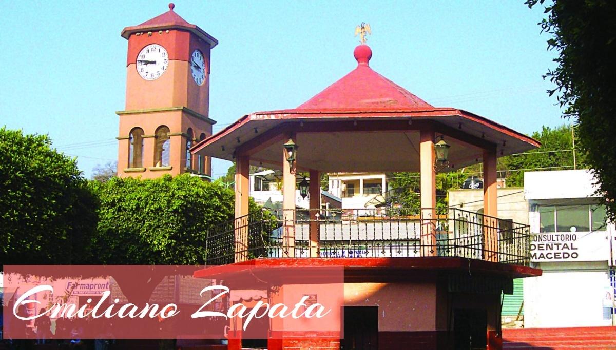 Emiliano Zapata Morelos | Código Postal, Tipo De Asentamiento Y Código Lada Del Municipio