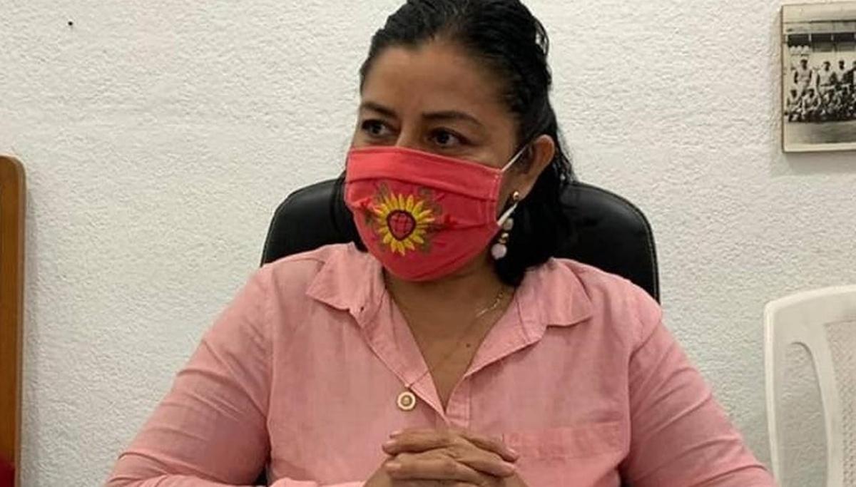 Alcaldesa de Zacatepec dijo que el problema del agua se debe a que los ciudadanos no pagan sus facturas y el adeudo con el SCAPSZ es de 12 millones de pesos