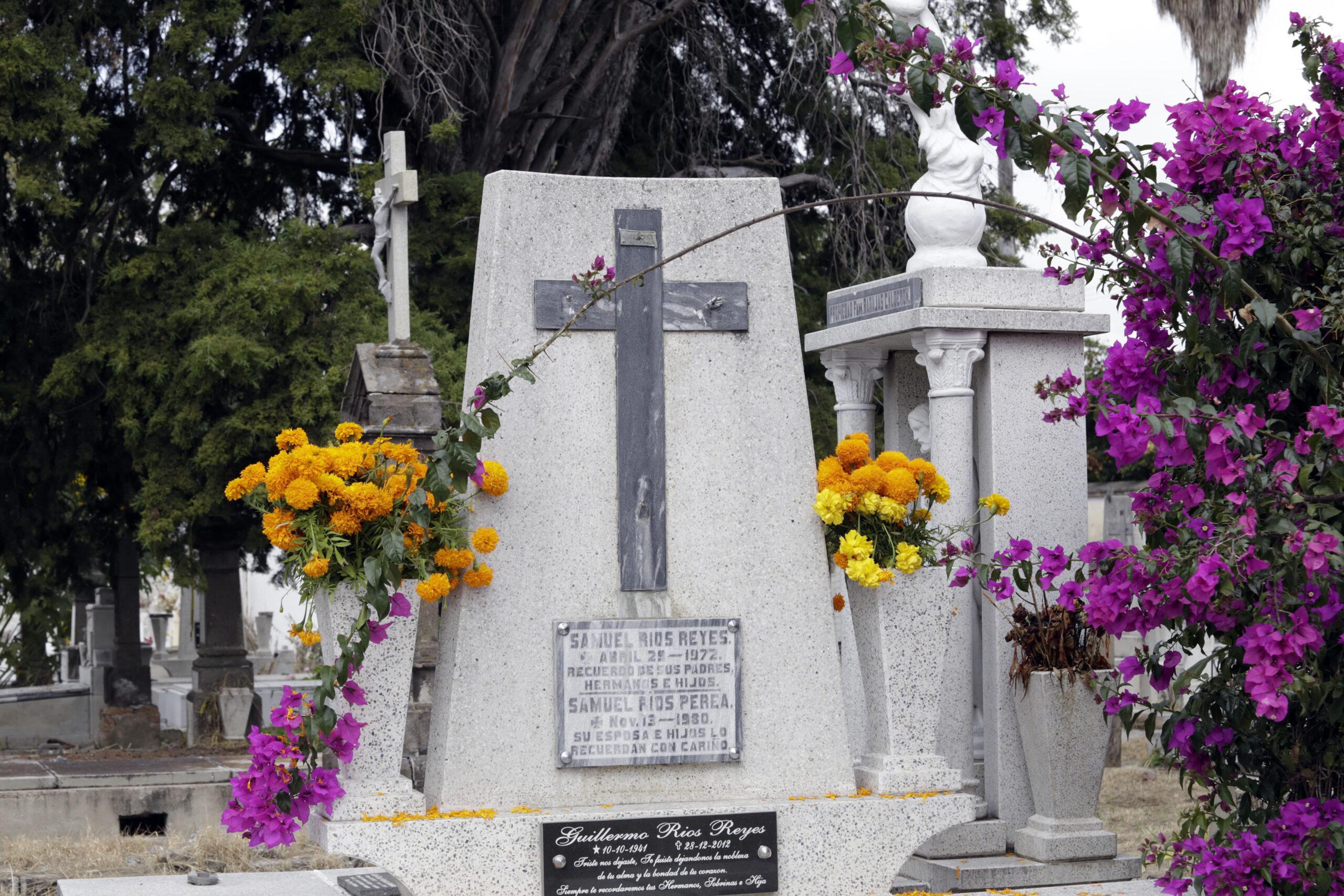 Panteones de Tepalcingo en Morelos
