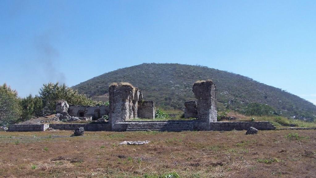 Zona Arqueológica Olintepec