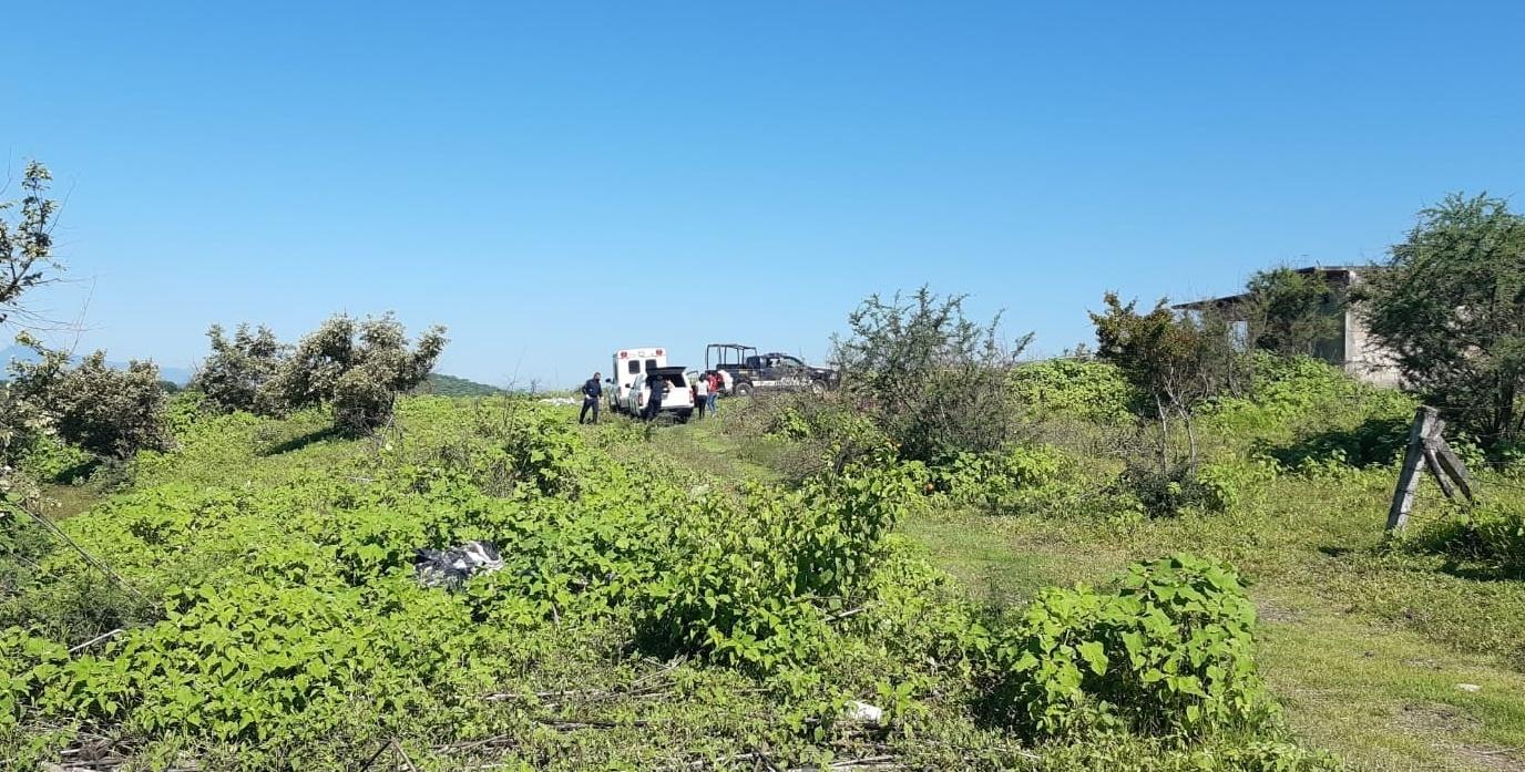 Encuentran cuerpo calcinado en vivienda en obra negra de la colonia Poza Honda en el municipio de Zacatepec