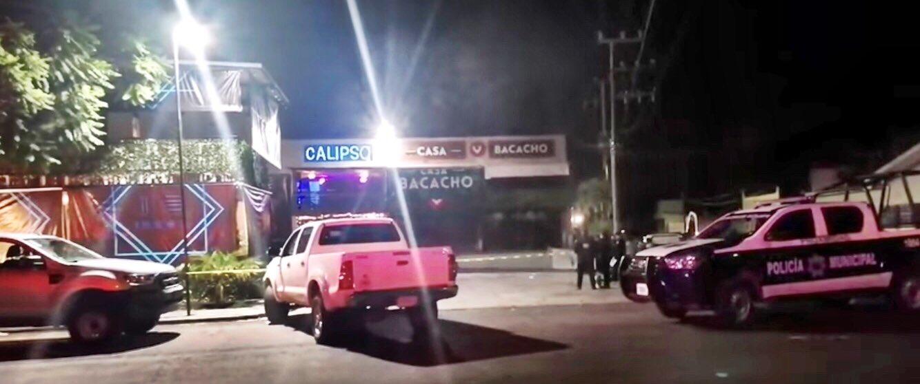 Un muerto y un herido tras balacera en la inauguración de Bar en Cuernavaca