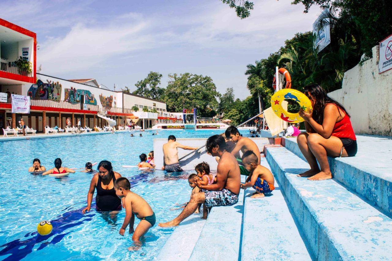 Afecta lluvia la llegada de turistas a Cuautla