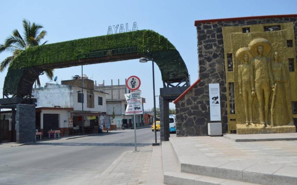 Ayala Morelos | Código Postal, Tipo De Asentamiento Y Código Lada Del Municipio