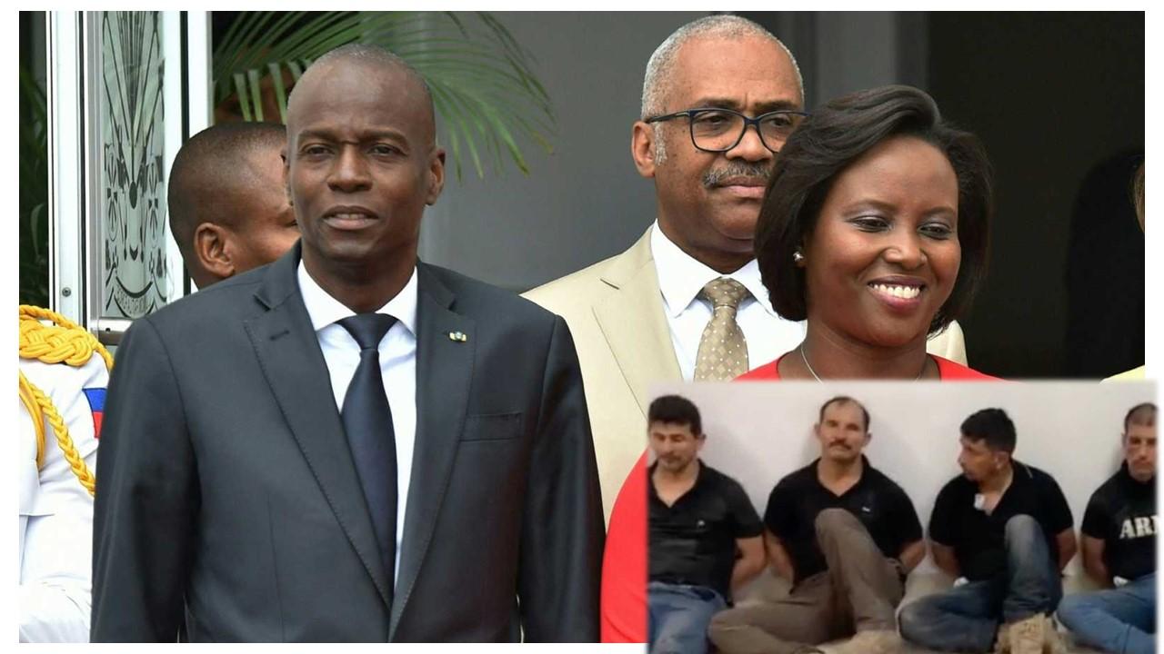 Al menos 26 Colombianos y 2 Americanos involucrados en el asesinato del Presidente de Haití y su Primera Dama