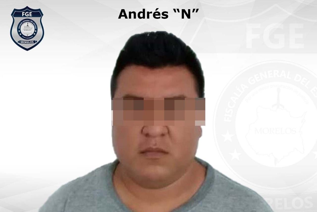 Condenan a 40 años de cárcel a hombre que asesinó a su pareja embarazada en Puente de Ixtla en 2018