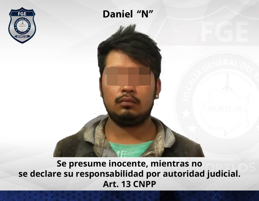 """Vinculan a proceso a alias """"El Machano"""" por violación a una menor de edad en Xoxocotla - Morelos"""