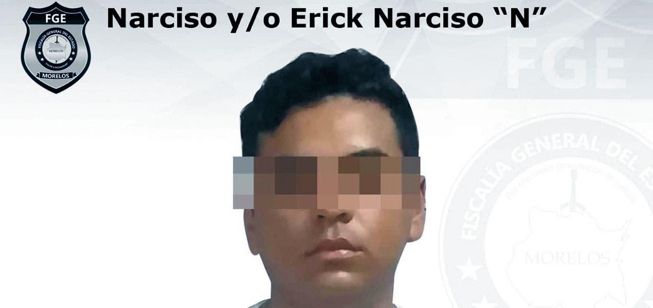 Hombre detenido por asesinato en Jiutepec