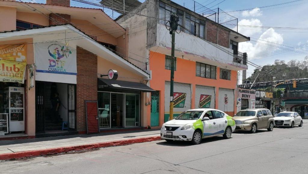Aumenta Río Yautepec el nivel de su cauce hasta cinco metros de altura