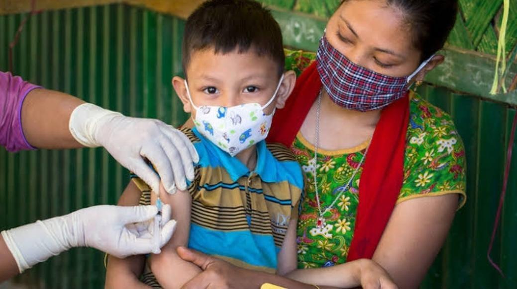 inicia jornada de macro vacunación para niños de 0 a 9 años en Cuautla