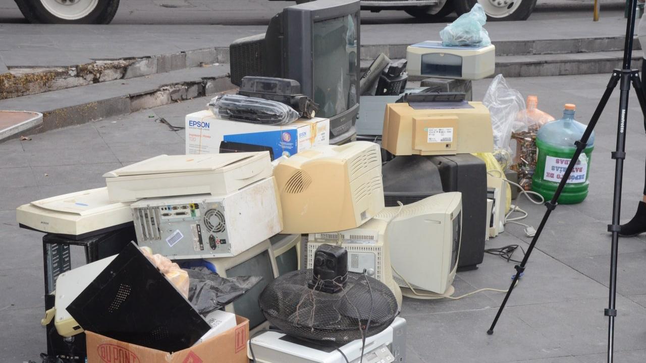 """Anuncian """"Reciclatrón 2021"""" el próximo 26 y 27 de julio en Cuautla para recolectar aparatos electrónicos en desuso"""