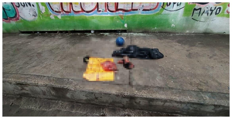 Cuerpo descuartizado debajo del puente de plaza Los Atrios en Cuautla