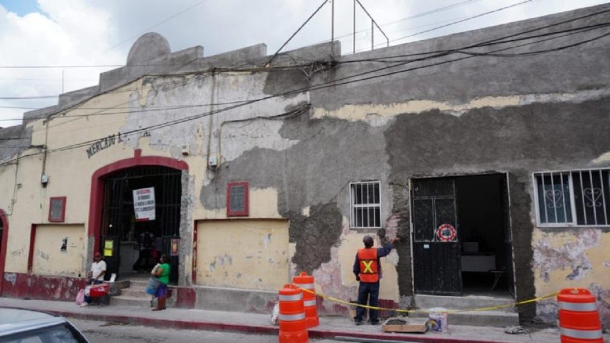Remodelación mercado de Jiutepec Centro - Morelos