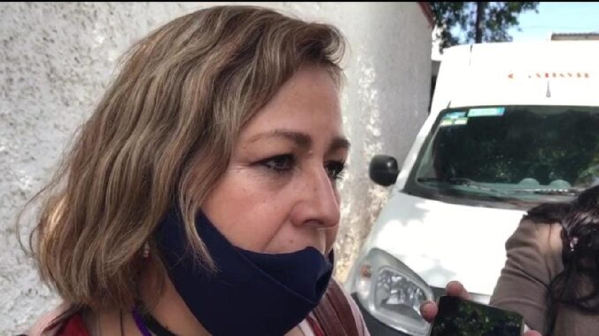 """""""Regresando a Casa Morelos"""", Angélica Rodríguez Monroy - Temixco - Semefo - proceso de inhumación"""