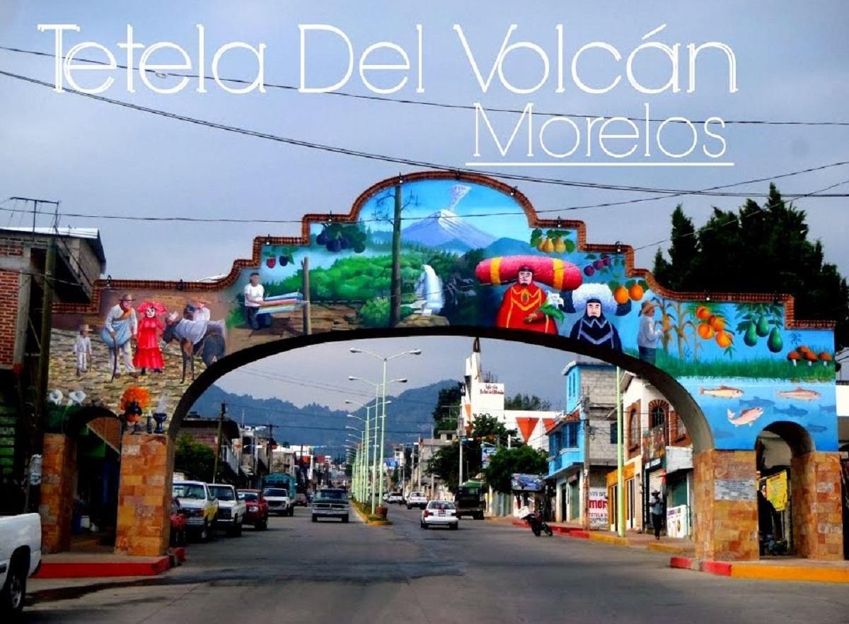 Tetela del Volcán Morelos