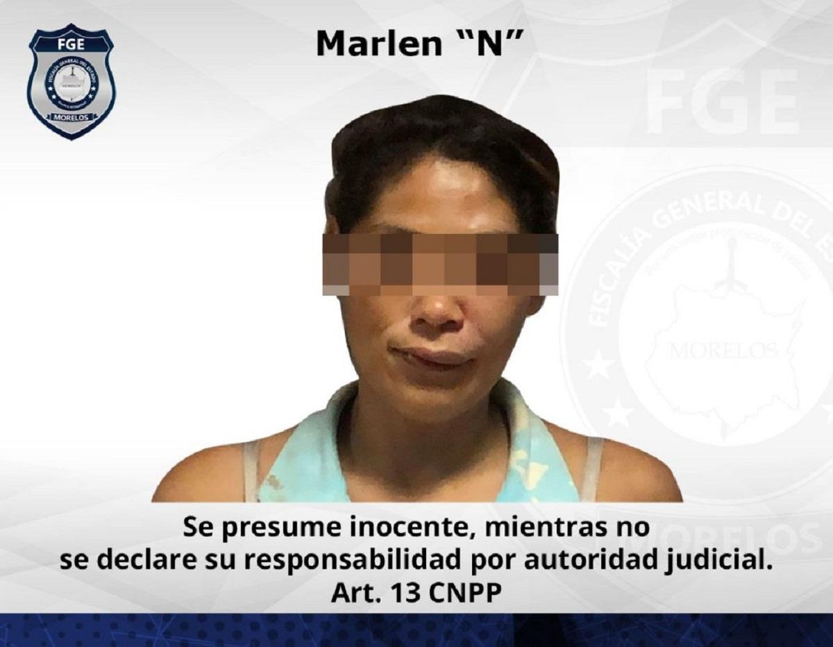 Una mujer y su pareja detenidos por asesinar a un hombre a cuchilladas en la colonia Francisco Villa de Jiutepec