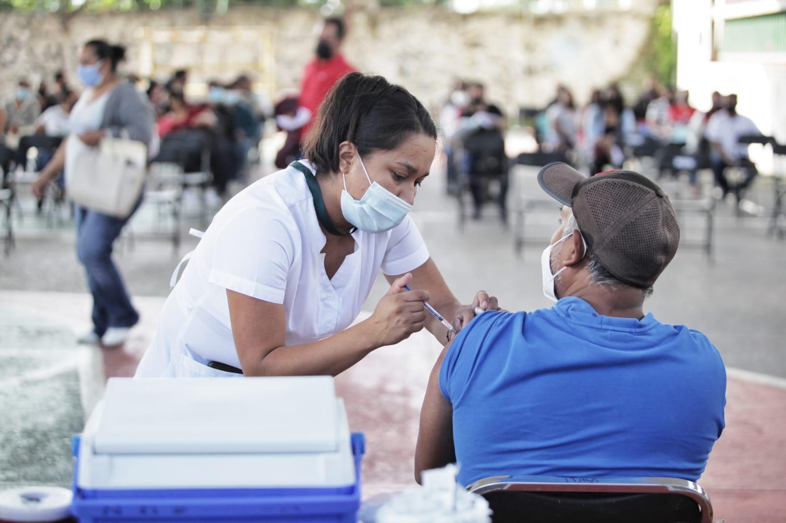Vacunación Covid-19 adultos de 40 a 49 años en Cuernavaca