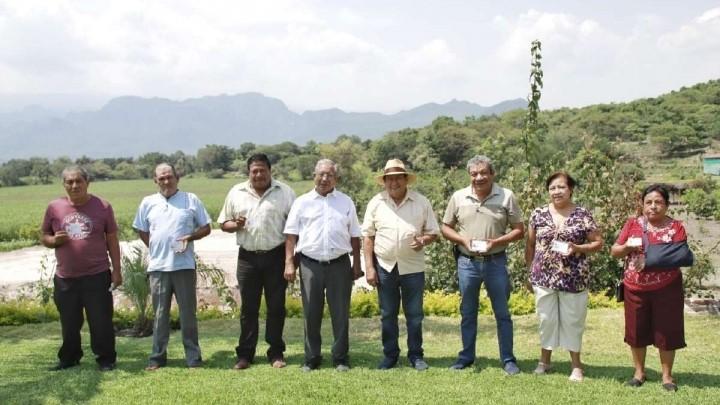 Piden ejidatarios colaboración del RAN para prevenir que campesinos sean despojados de sus tierras en Yautepec