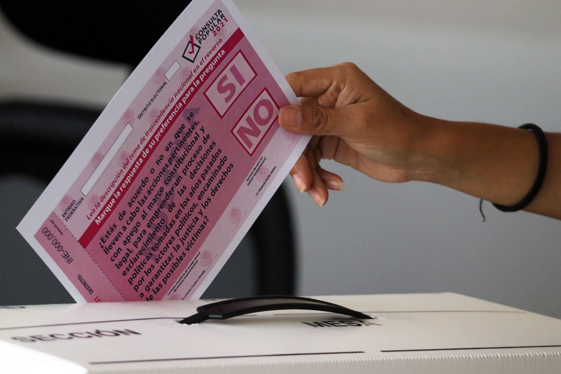Registra Cuautla 46 observadores electorales para la consulta ciudadana donde enjuiciarán a expresidentes el próximo 1 de agosto