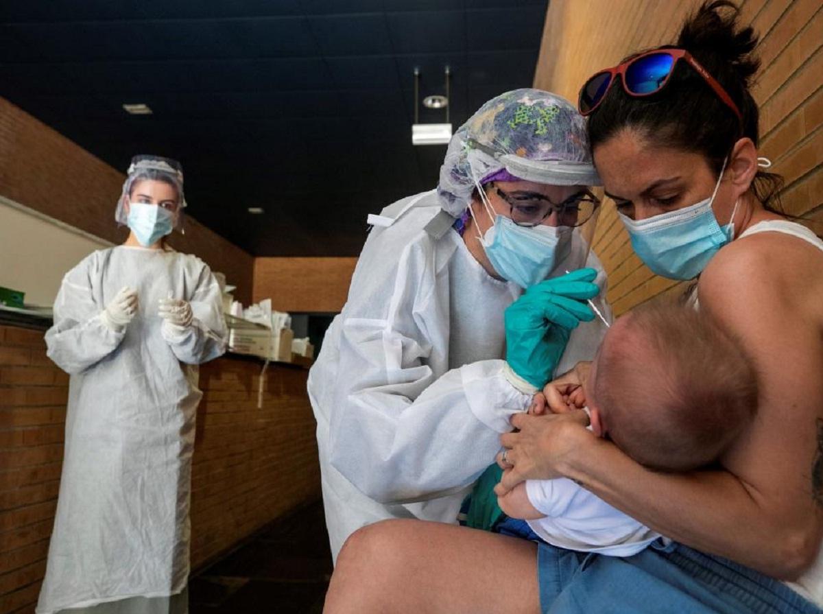 ¿Dónde está ubicado el módulo de Pruebas antigénicas para niños en Morelos?