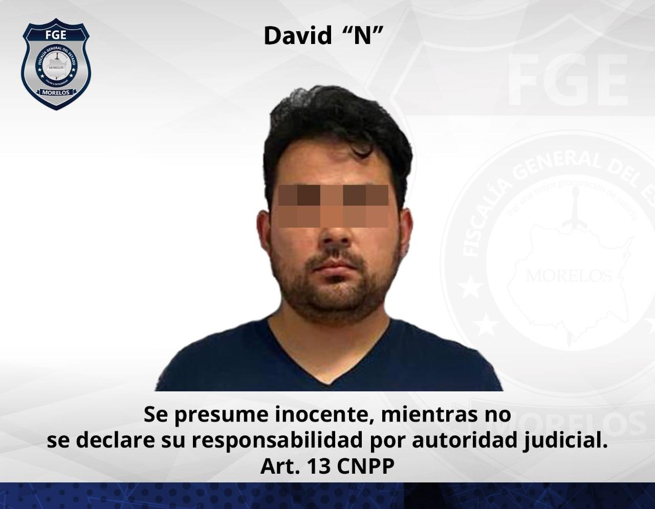 Arrestan a hombre que prostituía a su esposa en Cuernavaca