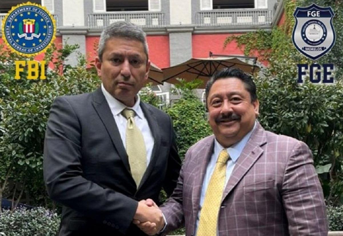 Agentes de la FGE de Morelos recibirán capacitación especializada por parte del FBI