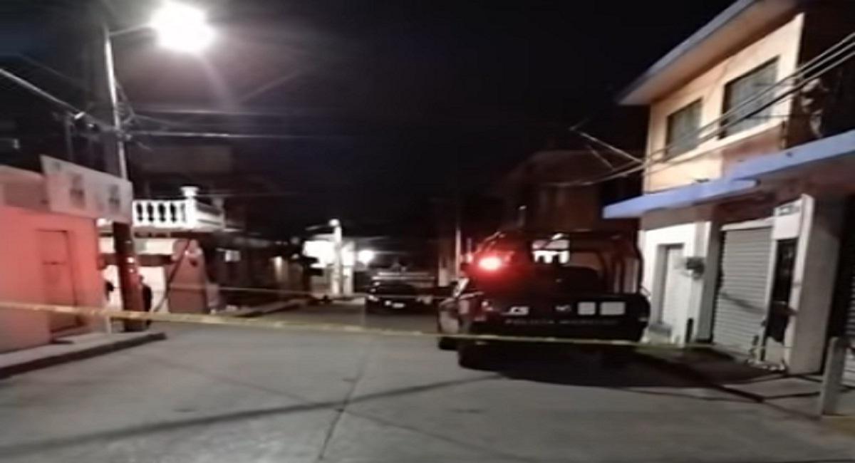 Balacera en la colonia Tlahuapan de Jiutepec. Tres jóvenes resultaron gravemente heridos