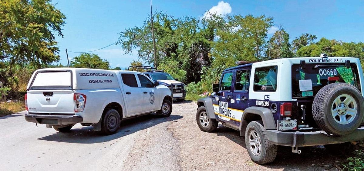 Cadáver con impactos de bala en la cabeza y la espalda fue localizado a la altura del paraje La Peaña