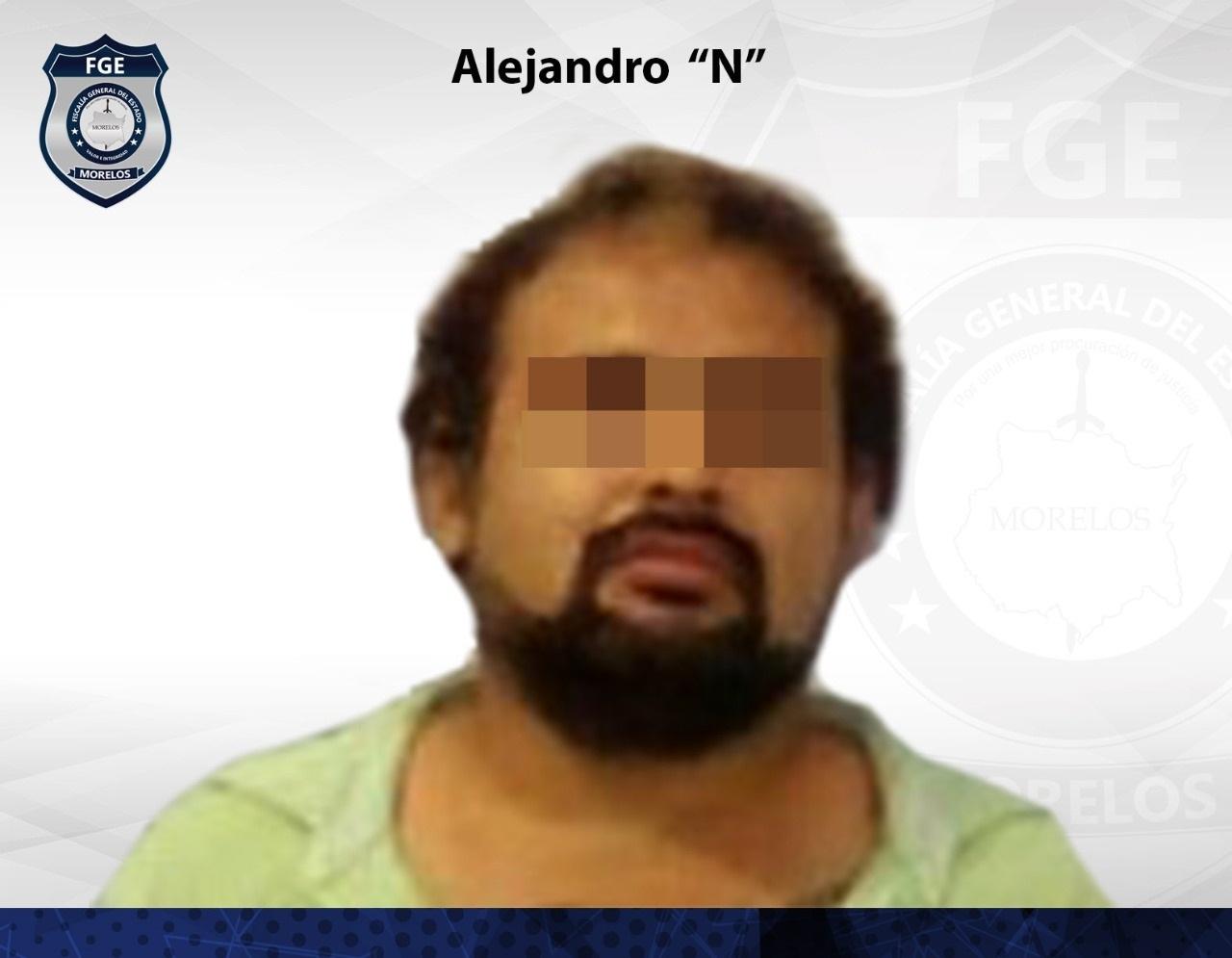 Condenado a 20 años de cárcel por violar a una mujer en Jojutla