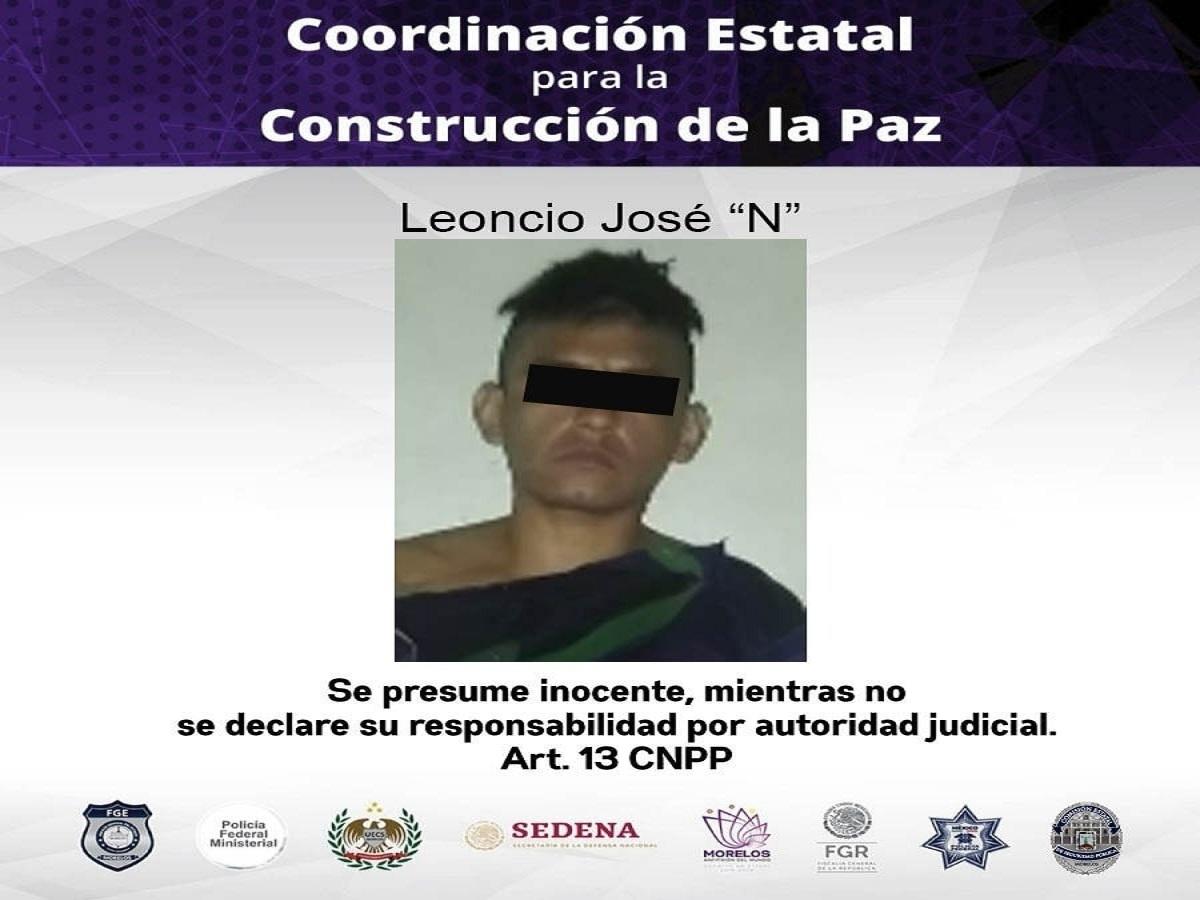 Intentó robar a su mamá, la amenazó de muerte y le prendió fuego a su casa en el municipio de Temixco
