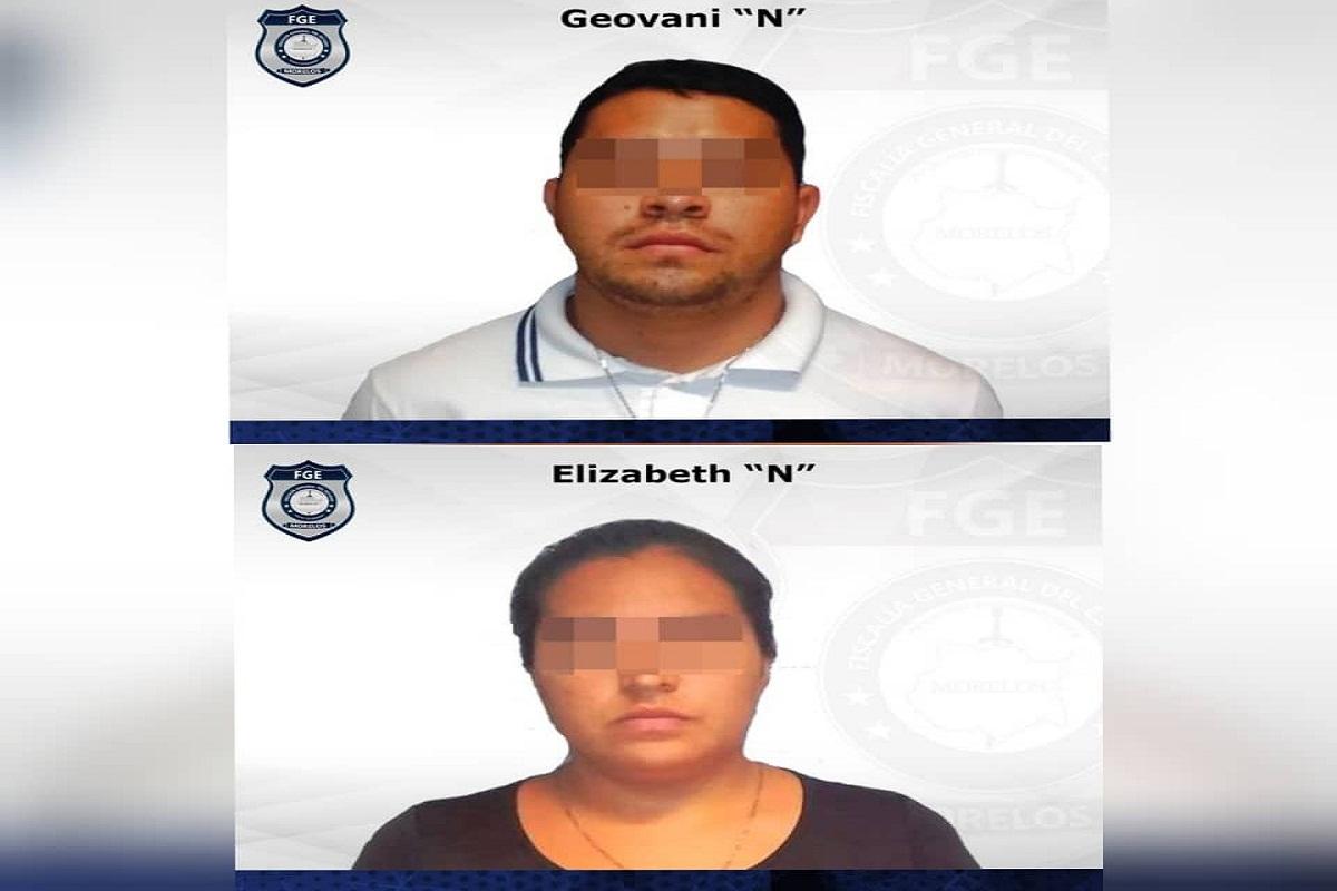 Pareja sentenciada a más de 16 años de cárcel por el asesinato de un joven de 24 años en el municipio de Emiliano Zapata
