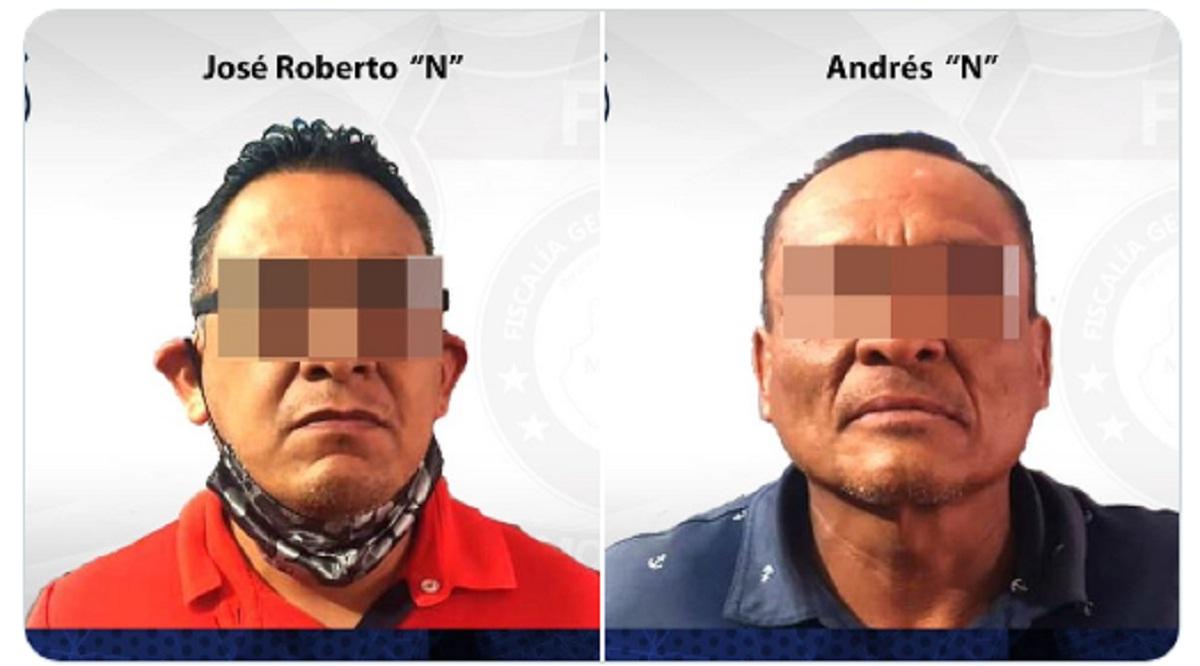 """Sentencian a """"El Cuñadito"""" y """"El Moreno"""" a 10 meses de prisión por robo de camiones repartidores"""