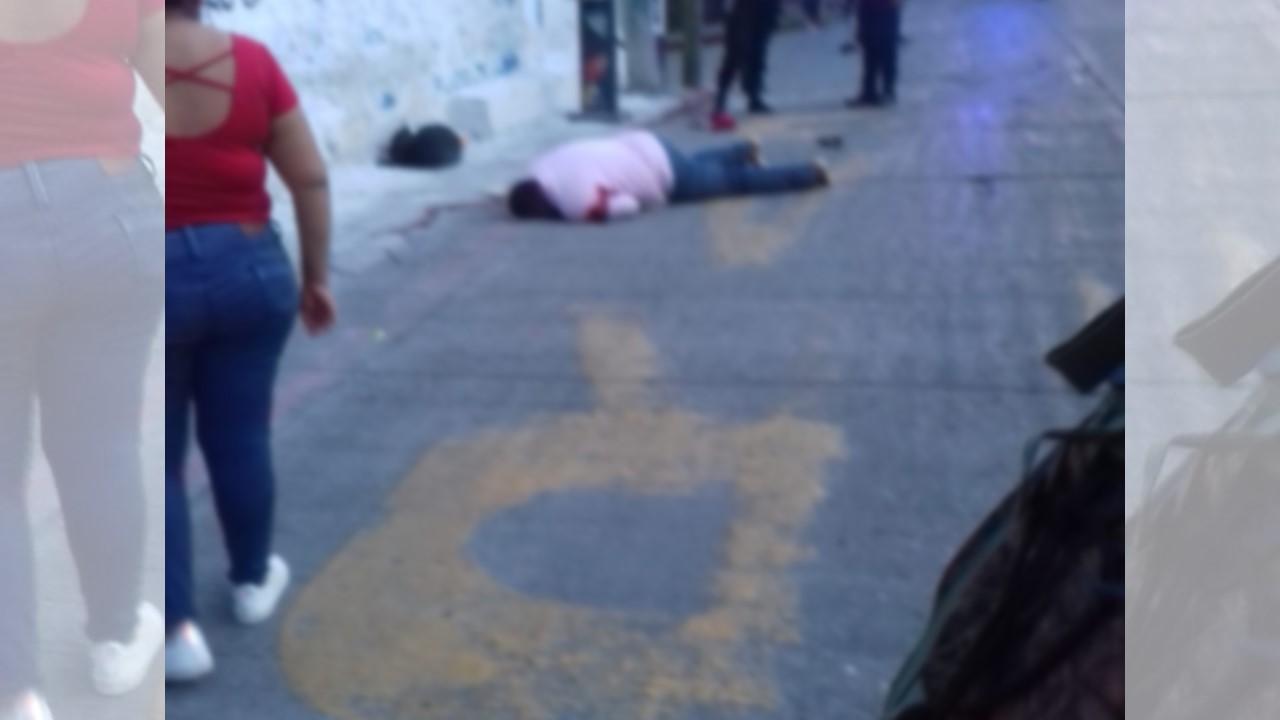Sicarios asesinan a balazos a un hombre en Temixco