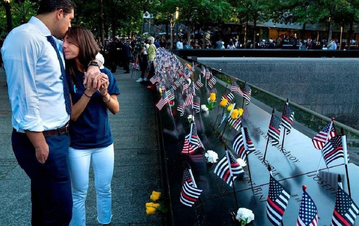 11 de septiembre: En Nueva York rinden homenaje a las víctimas del atentado contra las Torres Gemelas que hoy cumple 20 años