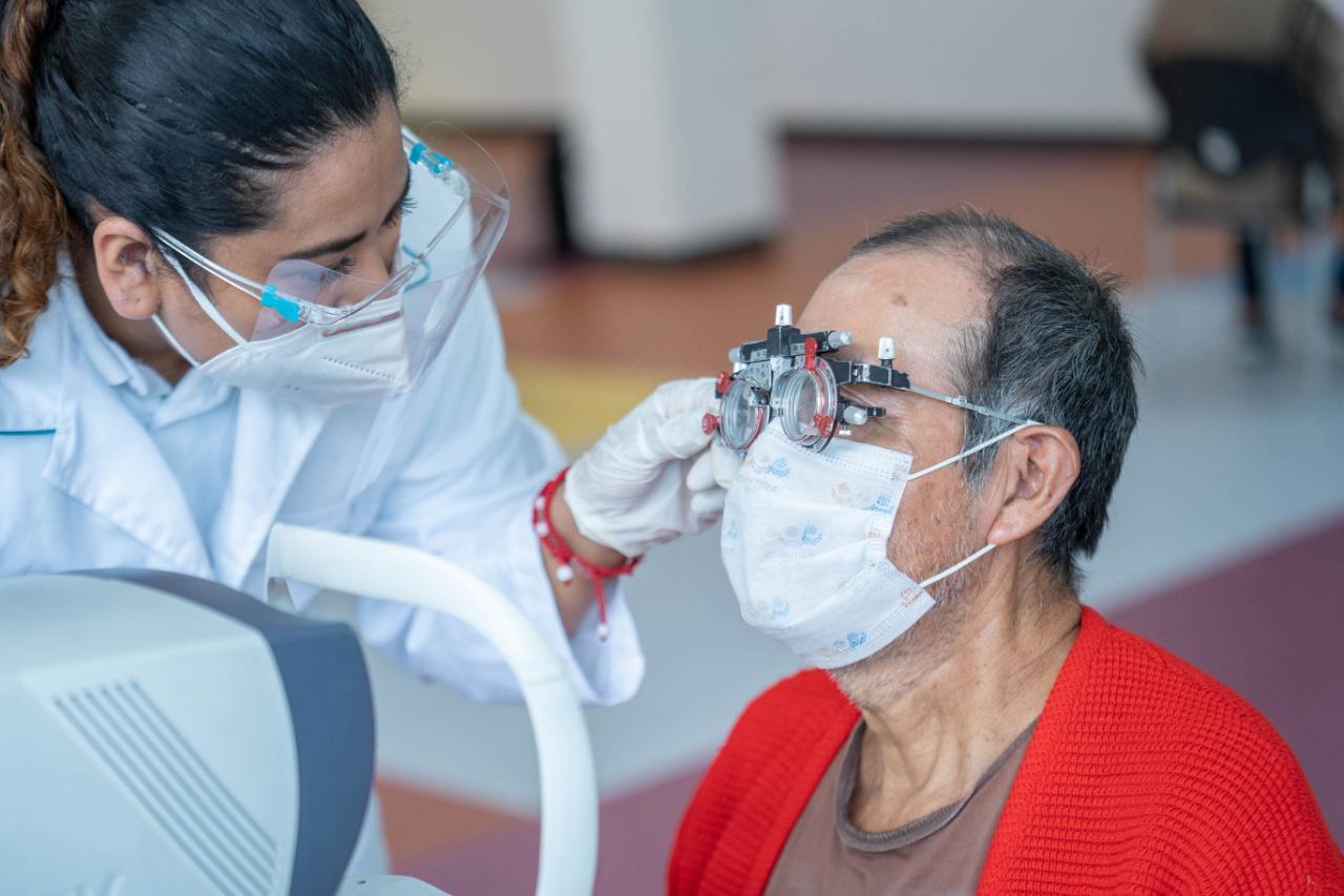 Inicia jornada de salud visual y entrega de lentes gratuitos del DIF en Morelos