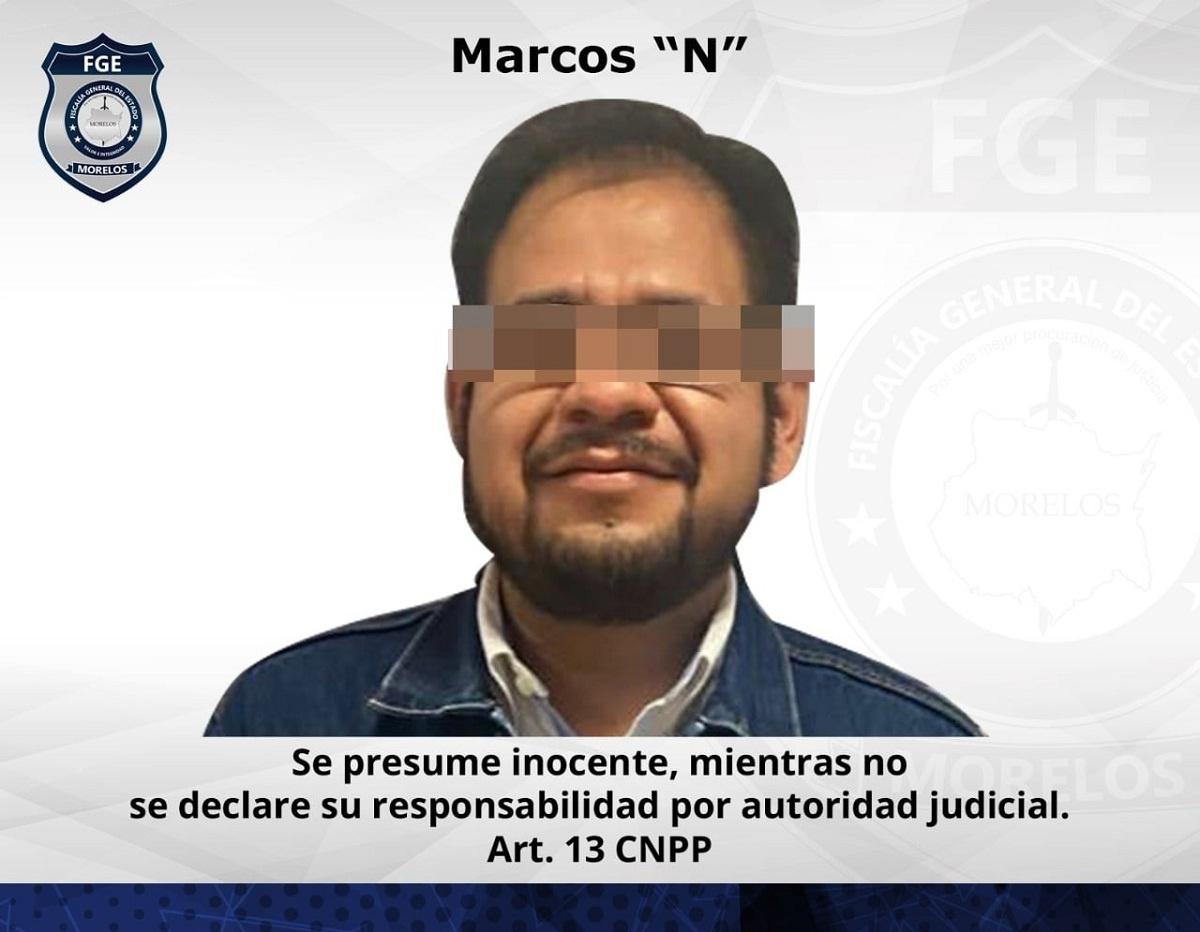 FGE detiene al exdiputado Marcos Zapotitla, por el delito de violación