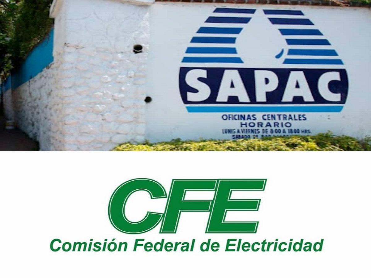 Gobernador de Morelos, Cuauhtémoc Blanco, podría cancelar parte de la deuda que tiene SAPAC con la CFE