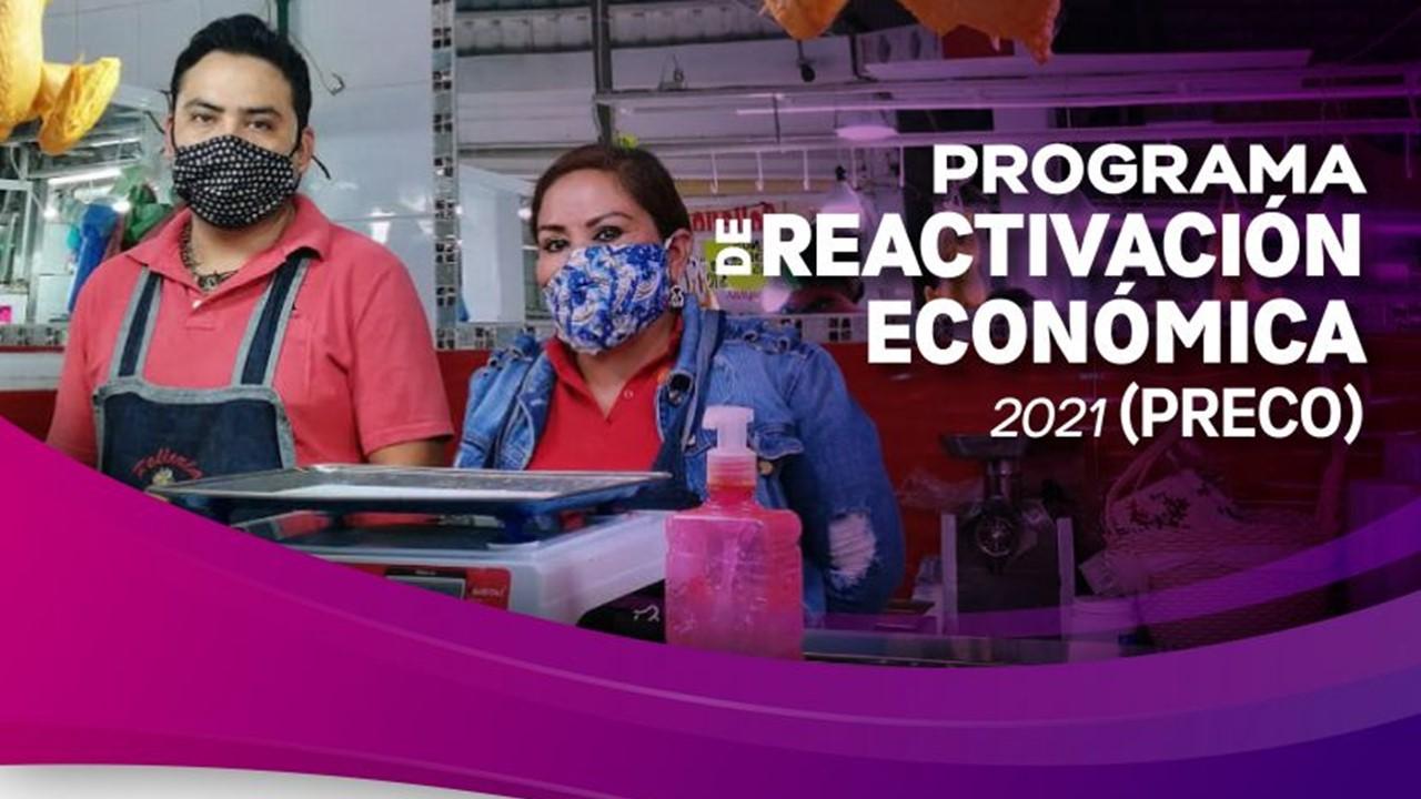 """¿Tienes una microempresa en Morelos y necesitas apoyo económico? """"PRECO"""" Podría ser tu solución"""